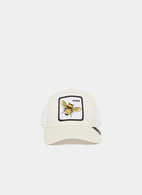 CAPPELLO QUEEN BEE, WH, medium