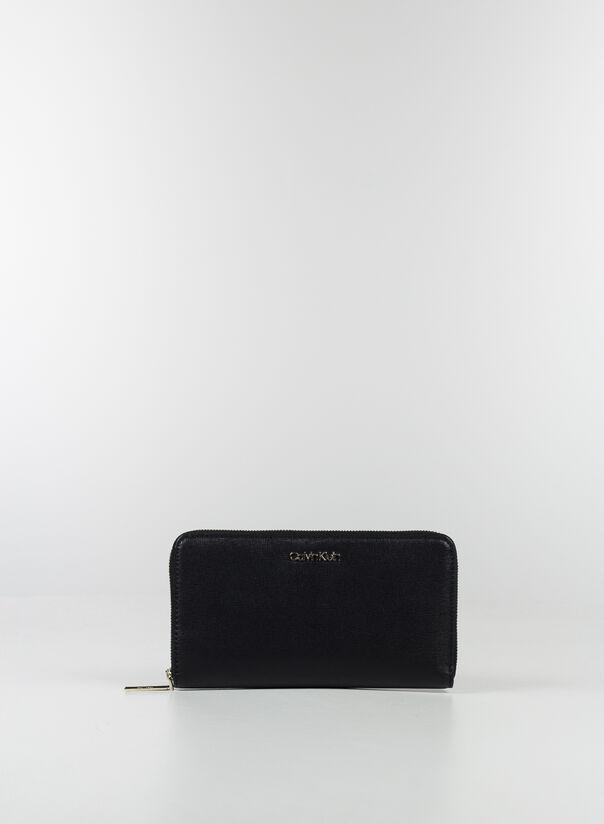 PORTAFOGLIO WALLET, BLACK, large