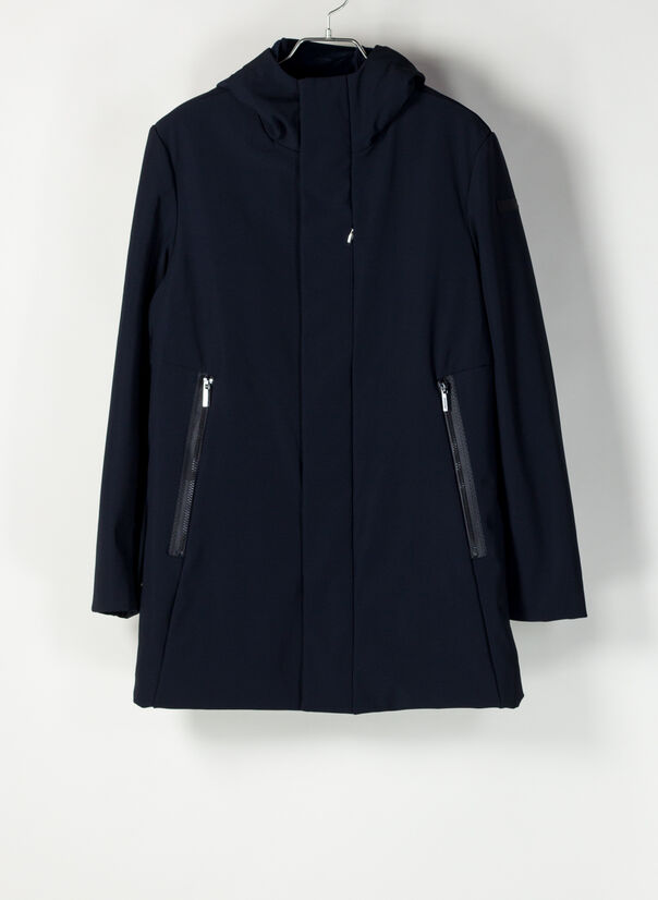 CAPPOTTO THERMO JACKET, 60BLUEBLACK, large