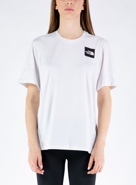 T-SHIRT BE FINE, FN41TNFWHITE, medium