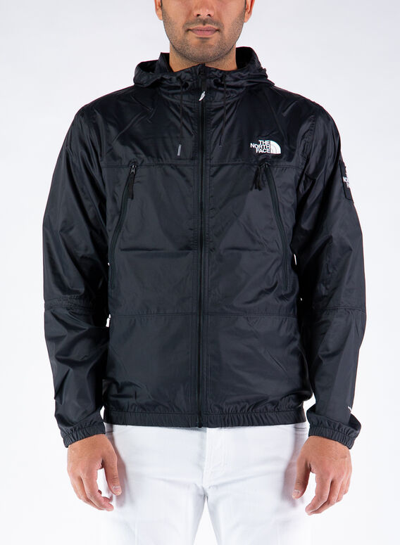 GIACCA WIND JACKET 1990, JK3TNFBLACK, medium
