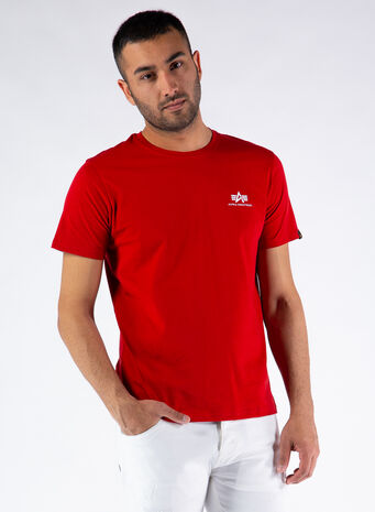 T-SHIRT BASIC SMALL LOGO, 328SPEEDRED, small
