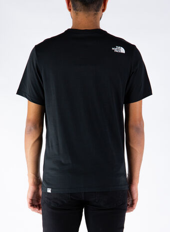T-SHIRT STANDARD TEE, JK3BLACK, small