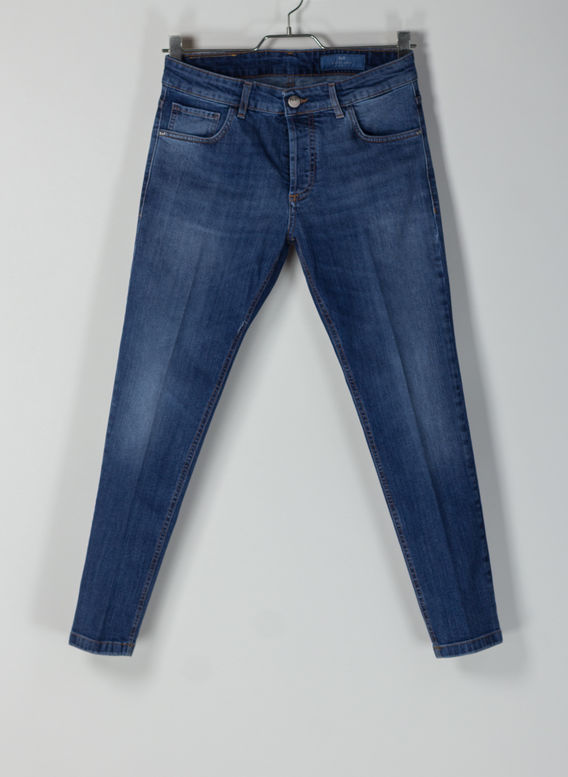 JEANS 5 TK DENIM CORTO, 0405DENIM, medium