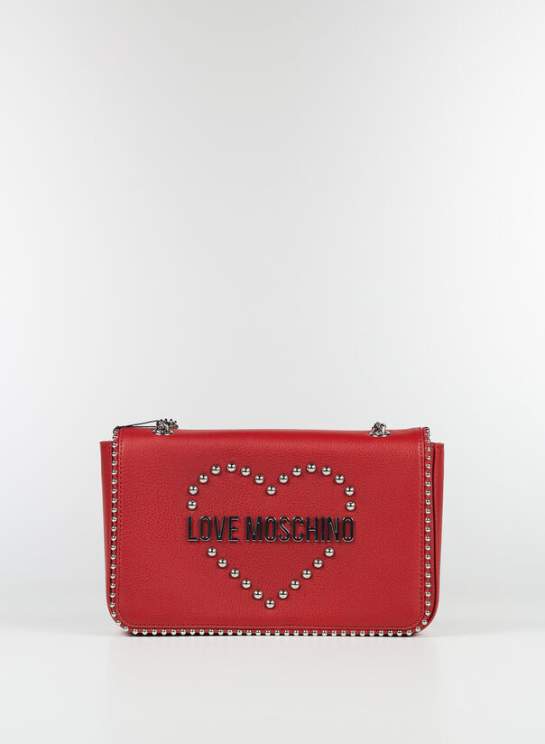 BORSA A SPALLA LOVE MOSCHINO, 500, large