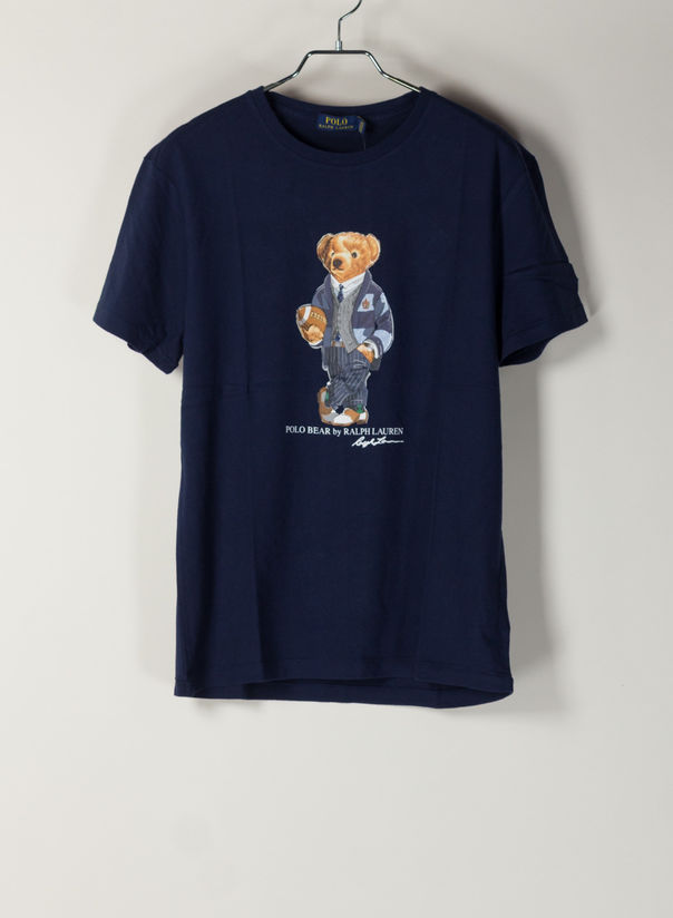 T-SHIRT STAMPA  BEAR, CRUISENAVY, large