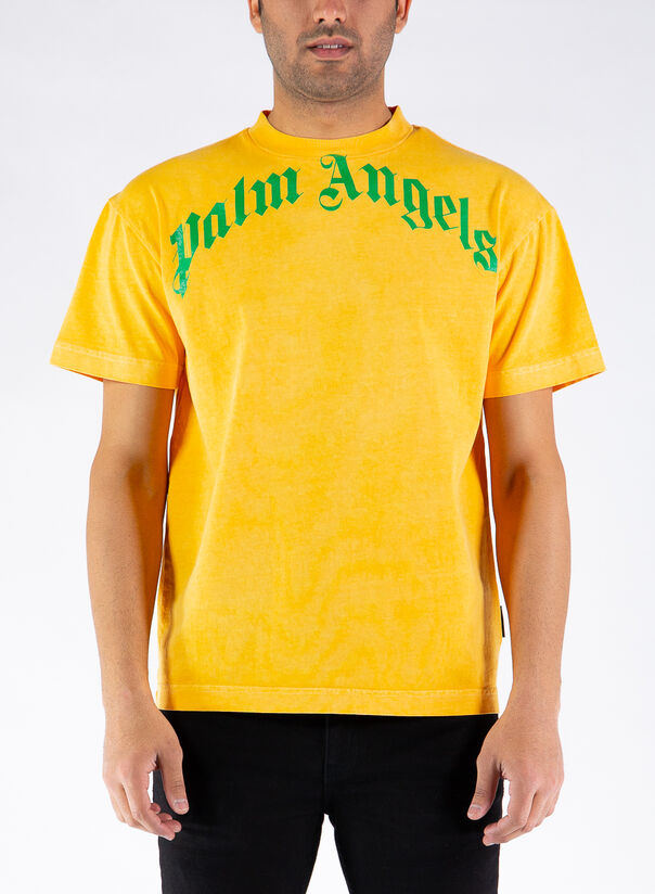 T-SHIRT VINTAGE, 1855YELLOWGRE, large