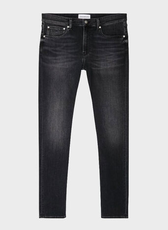 JEANS AFFUSOLATI SLIM, 1BY, small