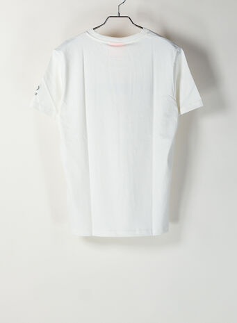 T-SHIRT PAOLO, WHITE, small