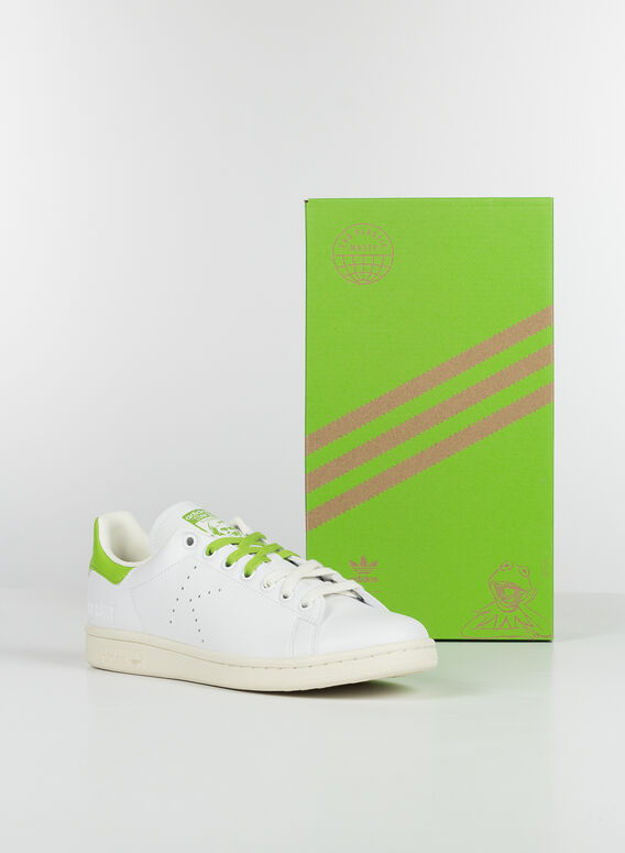 SCARPA STAN SMITH ECO-SOSTENIBILE KERMIT EDITION, FTWRWHITEPANTONE, medium
