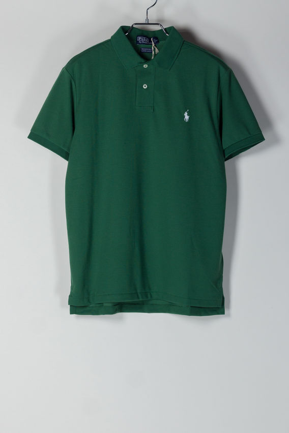 POLO A MANICHE CORTE, STUARTGREEN, medium