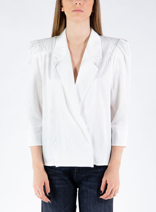 CAMICIA THE VINTAGE SHIRT, WHITE, large