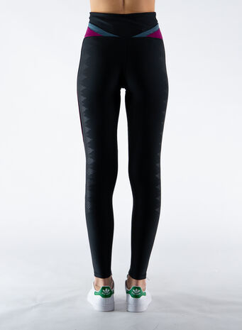 LEGGINS COLD.RDY, BLACK, small