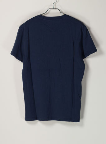 T-SHIRT CON DISTINTIVO TOMMY, 002, small