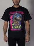 T-SHIRT T-REX, BLACK, thumb