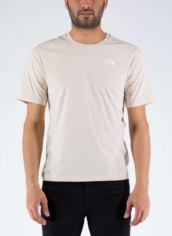 T-SHIRT SIMPLE DOME, V361PINKTINT, large