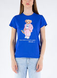 T-SHIRT CON STAMPA BEAR, 002NEWIRIS, thumb