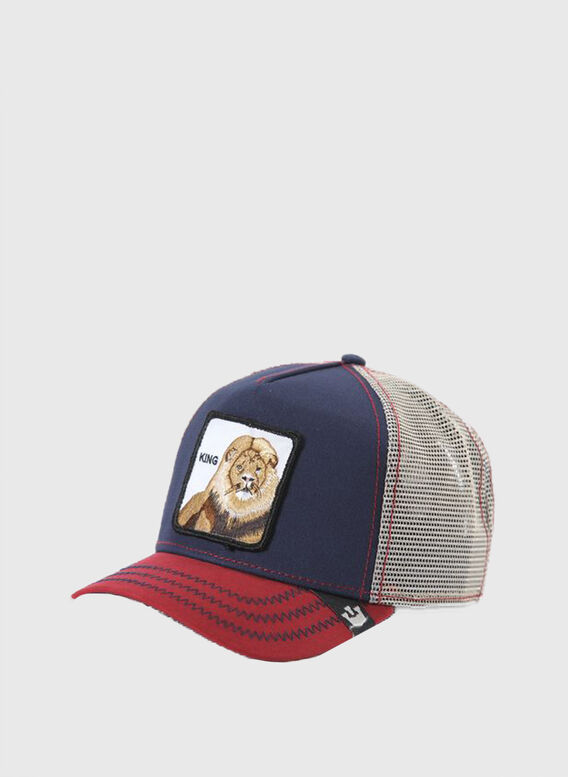 CAPPELLO KING, NAVY, medium