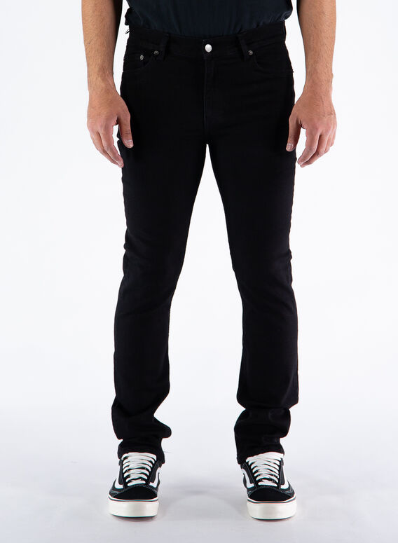 JEANS CHASE, 101BLACK, medium