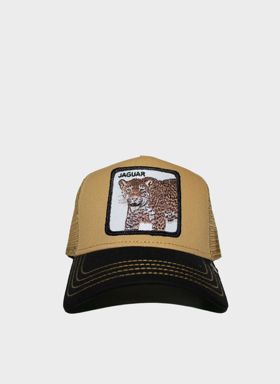 CAPPELLO JAGUAR, TAN, medium