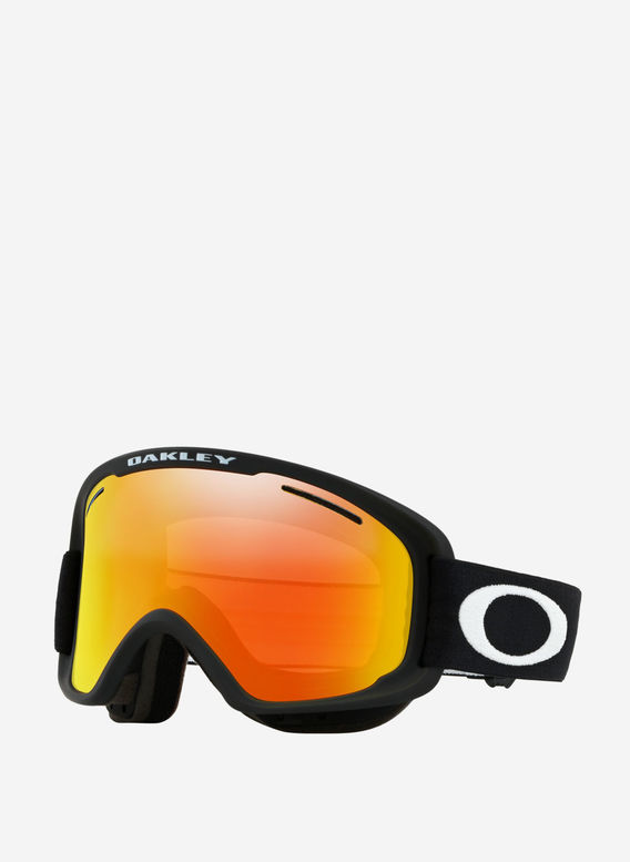 MASCHERA O FRAME 2.0 XM, BLACK/FIRE, medium