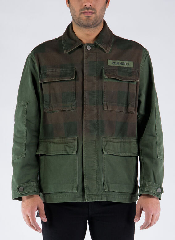 GIUBBOTTO MILITARY BUFFALO FIELD JKT, 5610MILITARYGREEN, medium