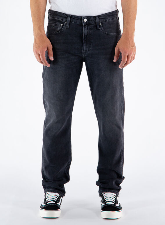 JEANS SLIM TAPER, 1BY, medium