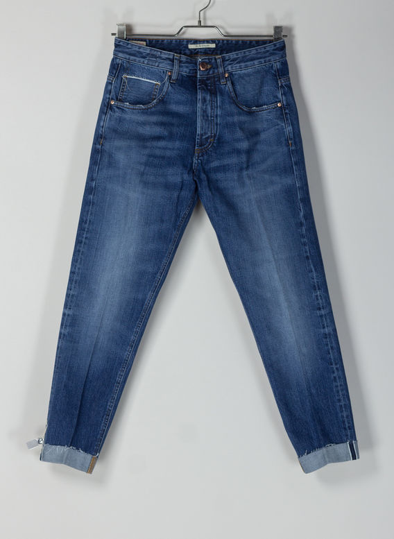 JEANS BOSTON, DENIM, medium