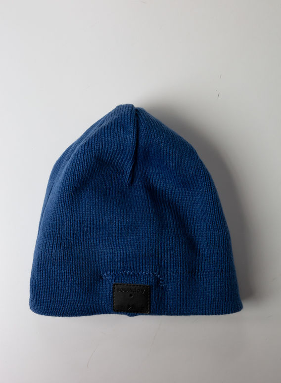 CAPPELLO SOUNDAY BEANIE UNISEX, BLUE, medium