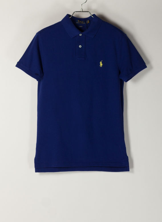 POLO A MANICHE CORTE, FALLROYALC1229, medium