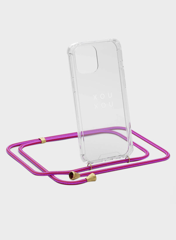 COVER + COLLANA IPHONE 11PRO MAX, 12CIRCUSPINK, large