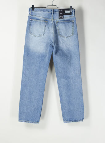 JEANS DASH, STONECASTBLUERIPPED, small