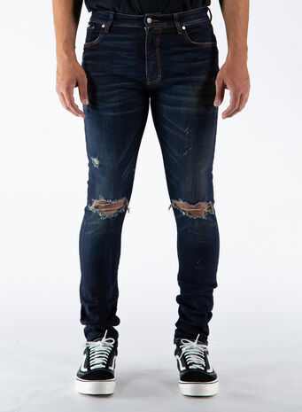 JEANS DESTROYER DENIM, CLASSICBLUE, small