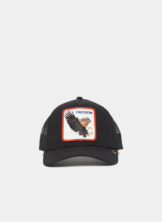 CAPPELLO FREEDOM, BLK, medium