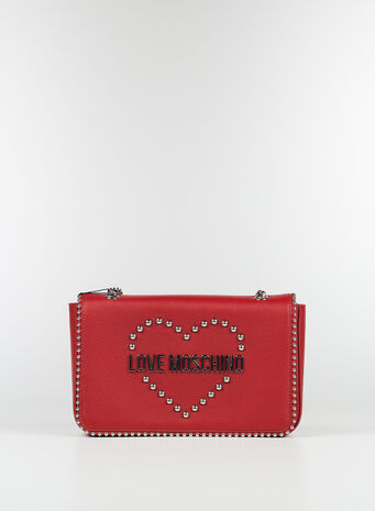 BORSA A SPALLA LOVE MOSCHINO, 500, small