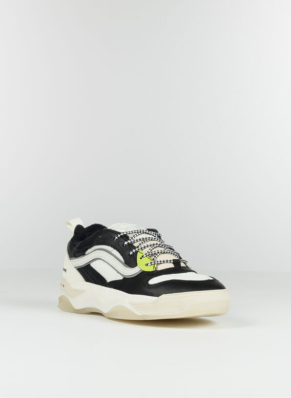 SCARPA BRUX, BLACK/LIME, medium