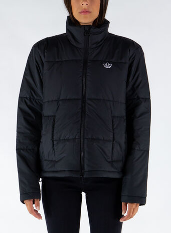 GIACCA SHORT PUFFER, BLACK, small