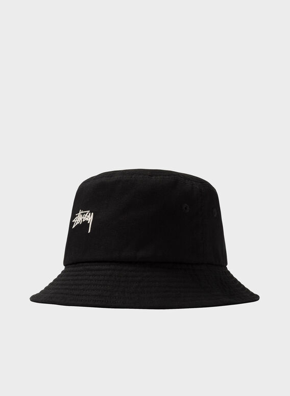 CAPPELLO STOCK BUCKET HAT, BLACK, medium
