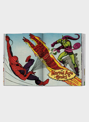 LIBRO MARVEL AGE OF COMICS 1961–1978, MARVEL, small