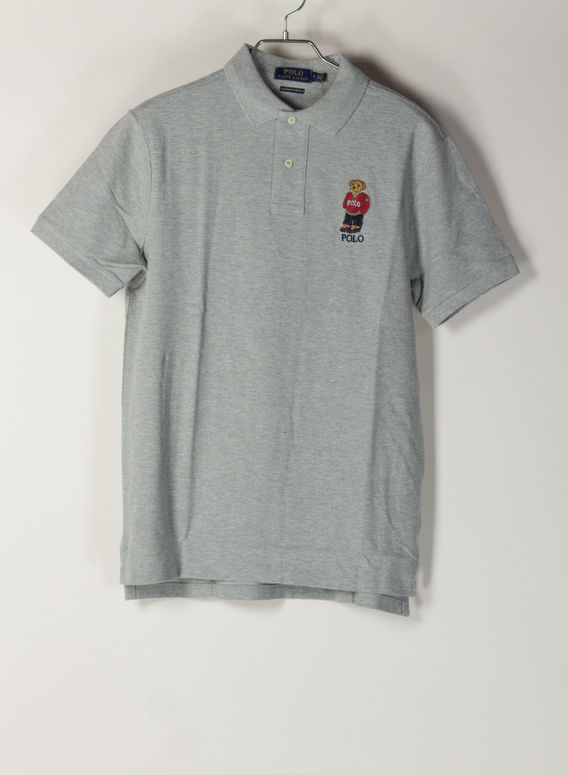 POLO BEAR, ANDOVERHEATHER, medium