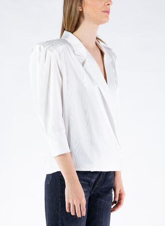 CAMICIA THE VINTAGE SHIRT, WHITE, small