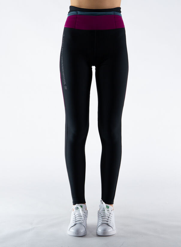 LEGGINS COLD.RDY, BLACK, large