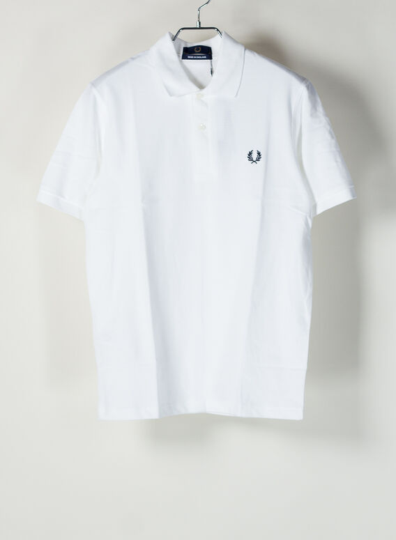 POLO THE ORGINAL FRED PERRY, 100WHITE, medium