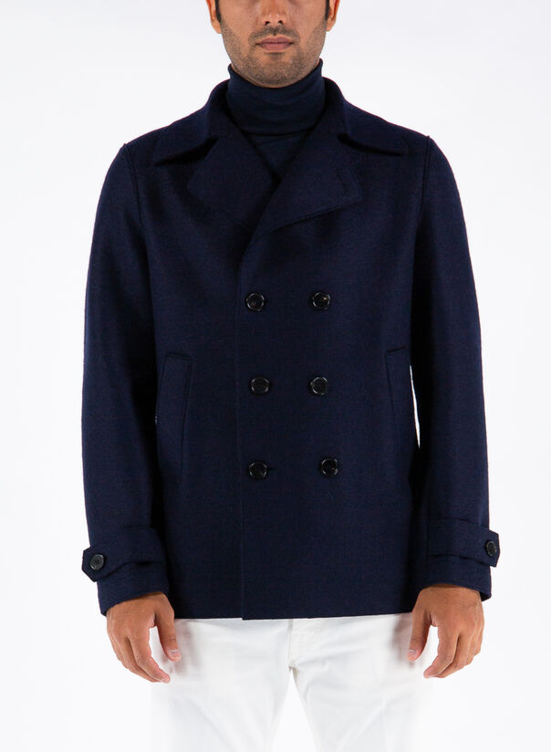 CAPPOTTO IN LANA, 358BLU, large