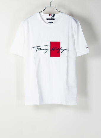 T-SHIRT LOGO, YBR, small