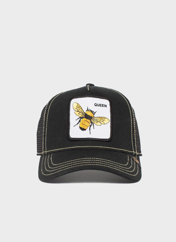 CAPPELLO QUEEN BEE, BLK, medium