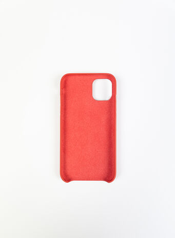 COVER HAND OFF IPHONE 11, 2501RED/WHITE, small