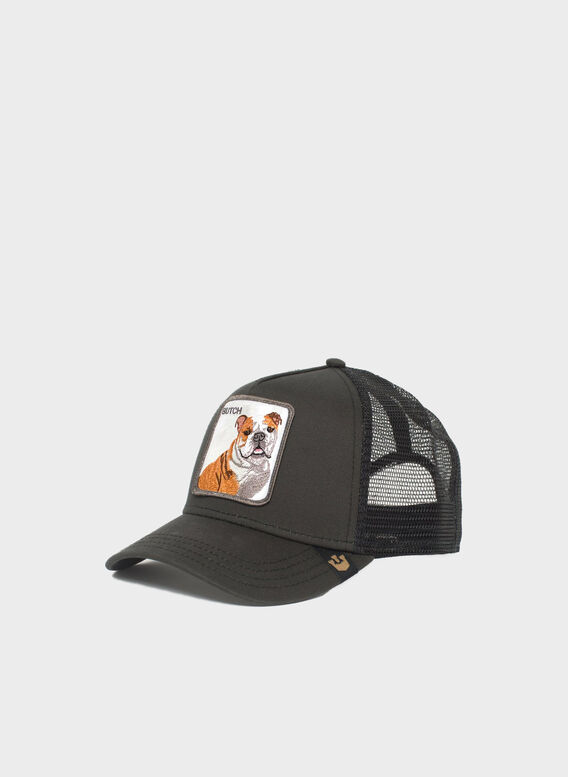 CAPPELLO BUTCH, BLK, medium