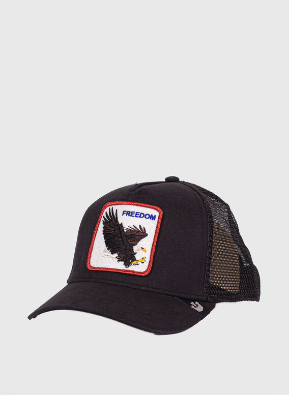 CAPPELLO FREEDOM, BLACK, medium