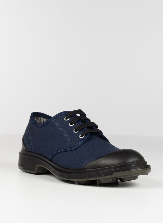 SCARPA REPORTER MONSTER, 64CANVAS/NAVY, medium